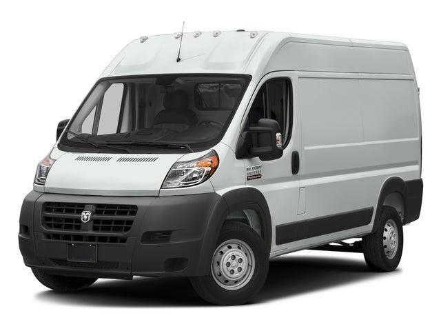 Dodge Work Van >> 2018 Ram Promaster Cargo Van 136 Wb