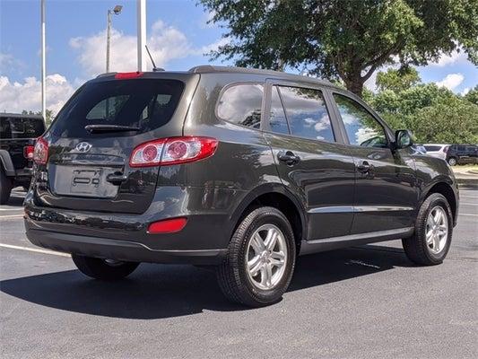 2012 Hyundai Santa Fe Gls Garner Nc Raleigh Clayton Wilson North Carolina 5xyzg3ab5cg092595